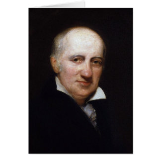 William Godwin by Henry William Pickersgill Card