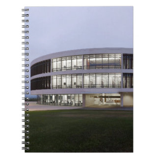 William H. Hannon Library Notebook
