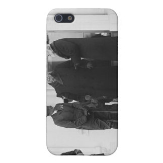 William H. Taft, James Bryce & Archibald W. Butt Case For iPhone SE/5/5s