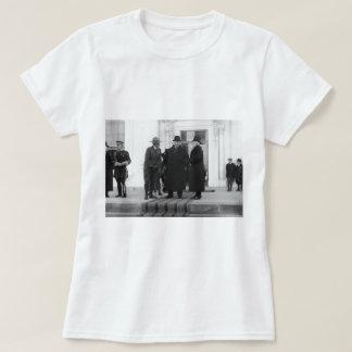 William H. Taft, James Bryce & Archibald W. Butt T-Shirt