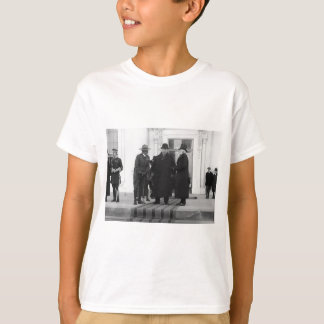 William H. Taft, James Bryce & Archibald W. Butt T-Shirt