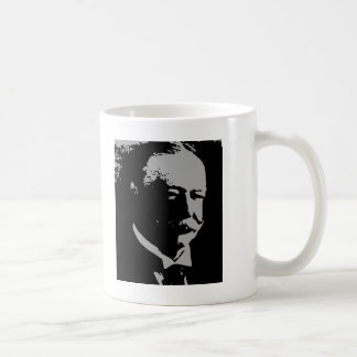 William H. Taft silhouette Coffee Mug