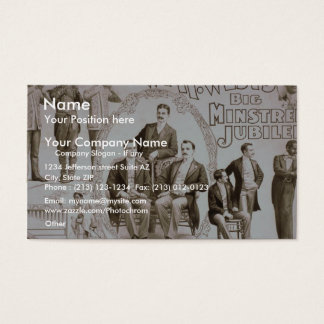 William H. West Business Card