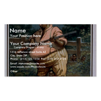 William H. West Business Card Templates