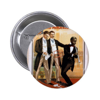 William H. West Pinback Buttons