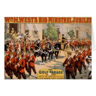 William H. West Greeting Card