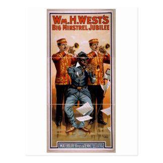 William H. West Post Cards