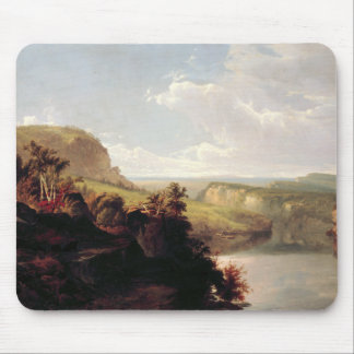 William Hart - Lake Among the Hills Mouse Pad