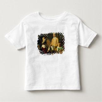 William Harvey  demonstrating to Charles I Toddler T-shirt