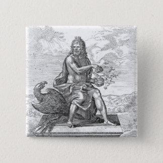 William Harvey's ' De Generatione Animalium' Button