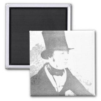 William Henry Fox Talbot  1844 Magnet