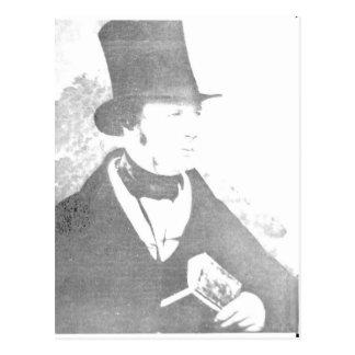 William Henry Fox Talbot  1844 Postcard