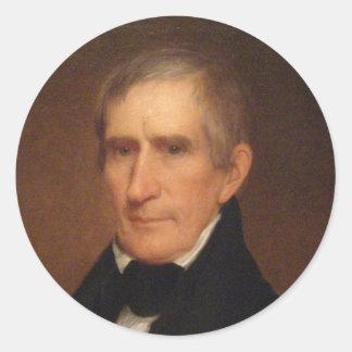 William Henry Harrison 9 Sticker