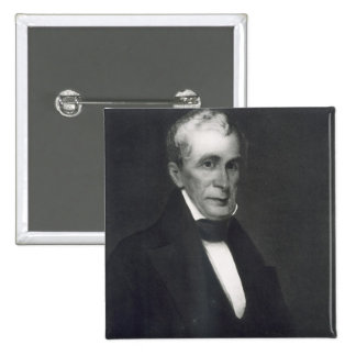 William Henry Harrison 9no presidente de la unión Pins