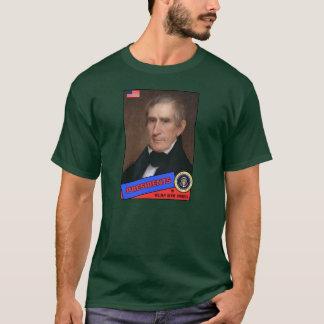 William Henry Harrison Baseball Card T-Shirt