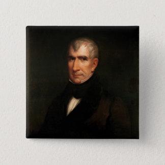 William Henry Harrison Button