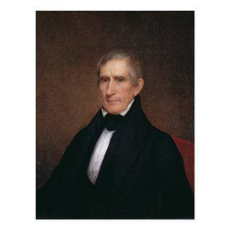 William Henry Harrison by Albert Gallatin Hoit Postcard