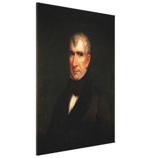 WILLIAM HENRY HARRISON by James Reid Lambdin Print