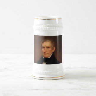 William Henry Harrison Jarra De Cerveza