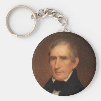 William Henry Harrison Keychain