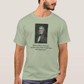 """William Henry Harrison, """"Old Tippecanoe"""" T-Shirt"""