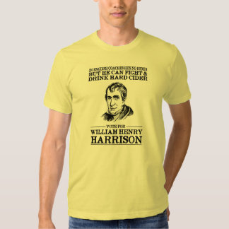William Henry Harrison Remeras
