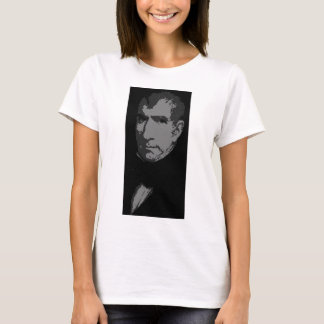 William Henry Harrison silhouette T-Shirt