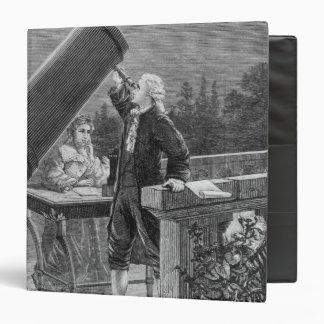 William Herschel  Discovers the Planet Uranus Binder