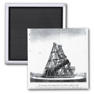 William Herschel's Forty Foot Telescope Magnet