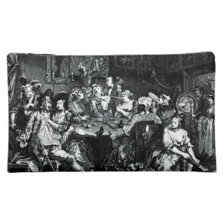 William Hogarth Art Makeup Bag