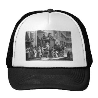William Hogarth Art Trucker Hat