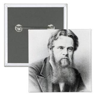 William Holman Hunt Button