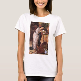 William Holman Hunt Isabella and the Pot of Basil T-Shirt