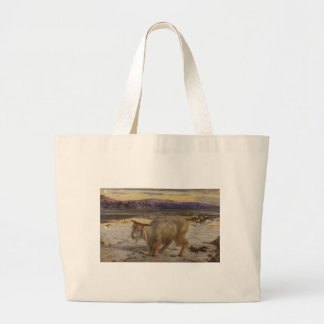 William Holman Hunt The Scapegoat Tote Bags