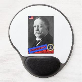 William Howard Taft Baseball Card Gel Mouse Mats