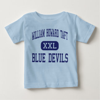 William Howard Taft - Blue Devils - High - Bronx Tee Shirts