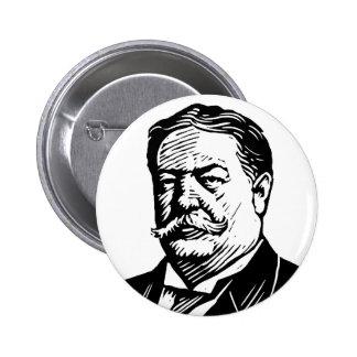 William Howard Taft button