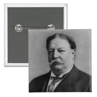 William Howard Taft Pinback Buttons