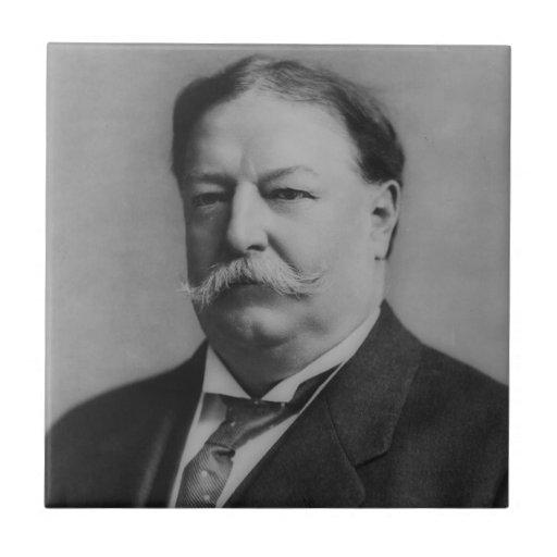 William Howard Taft Ceramic Tiles
