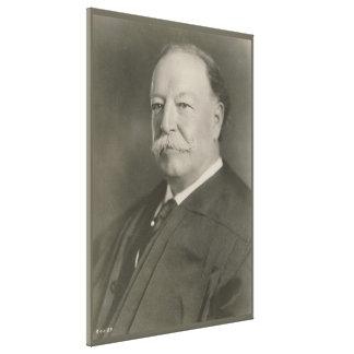 WILLIAM HOWARD TAFT como impresión del Presidente  Impresión En Lienzo Estirada
