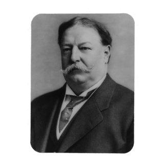 William Howard Taft Imanes Rectangulares