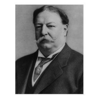 William Howard Taft Postcard