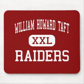 William Howard Taft - Raiders - High - San Antonio Mouse Pads