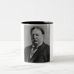 William Howard Taft Two-Tone Coffee Mug