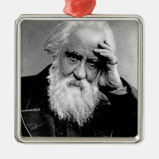 William Huggins, 1910 Metal Ornament