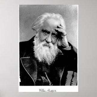 William Huggins, 1910 Poster
