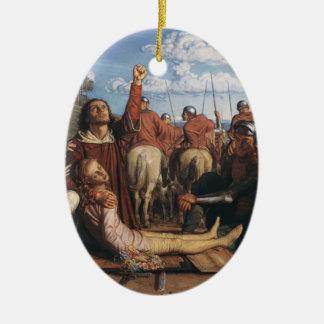 William Hunt- Rienzi Vowing for Justice Ornament