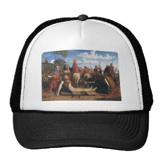 William Hunt- Rienzi Vowing for Justice Trucker Hat