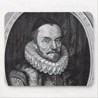 William I Prince of Orange Mouse Pad