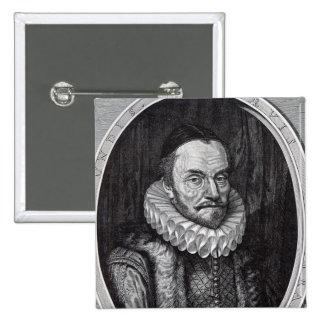 William I Prince of Orange Pinback Button